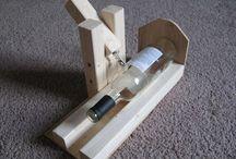 cam glass bottle