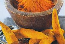 Food : spices, peppers, herbs