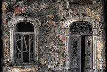 Заброшенные здания , руины
