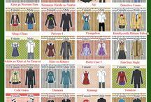 uniformi anime