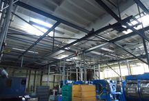 Industrial Roofing / We are the leading experts in Industrial Roofing. Check out some of our work.