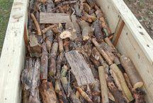 drewno do spalenia