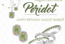 Birthstones / These beautiful birthstones come in a variety of styles, what is your birthstone?