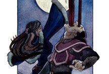 Avatar Aang & Korra