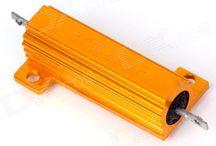 Resistor - Резисторы / Resistors, резистор, сопротивление.