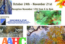 Art Association events / Open receptions, exhibits and fundraisers