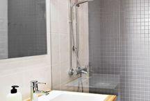 kaikenlaisia kylpyhuoneita / Ideoita kylpyhuoneeseen.