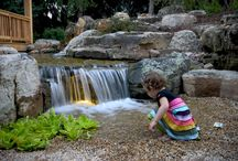 Pondless Waterfalls, Rochester NY, Landscape Ideas, Design By Acorn Ponds & Waterfalls / Pondless Waterfalls, Rochester NY, Landscape Ideas, Design By Acorn Ponds & Waterfalls, Certified Aquascape Contractor since 2004 specializes in the installation, maintenance and repair of water gardens, goldfish ponds, fountains and waterfall water feature Pondless Waterfalls, Landscape Ideas, Disappearing Waterfalls, Waterfall Design, Waterfall Contractor in Rochester NY.
