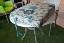 Custom Chair Cushions