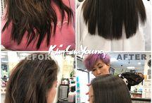 Magic / Japanese Hair Straightening / Magic Straight Perm, Japanese Hair Straightening