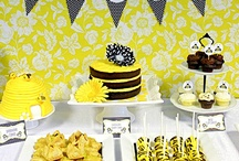 Celebrate | Bumble Bee Sip & See / by Haute Chocolate | Rachel Rouhana
