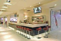 Mondo Bowling / Bowling coffee shop patra by Tech Cool Kondilis