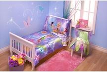 Lily's new fairy bedroom