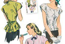 Sewing - Vintage