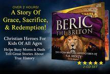 Beric The Briton - Ancient Rome & Pagan Britannia