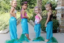 mermaid party  / by Cristy Tucker