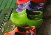 I love wooden shoes  / by Angela Ann Dodd