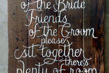 Ceremony ideas / Nice decor ideas for ceremony