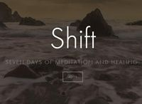 SHIFT Retreat 2015 / Seven days of Meditation and Healing.  Join me for a journey into your true self. Join me for the unearthing of deep, inexplicable joy. Join me for the transformation you've been waiting for.   Costa Rica, May 16-23, 2015  Come as you are.  / by Lacy Young