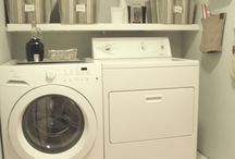 Laundry room AKA Hell / Any ways to make the most awful chore in life more pleasant!