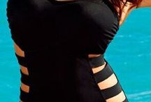 Clothes: Bikini, Bathers, Swimsuits, Wraps