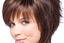 Womans Short hair cuts / Short hair