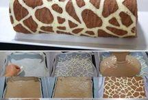 Giraffe cake?
