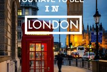 England Destinations / Things to do in England