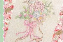 Stitcheries / Simple Embroidery projects,ideas,inspirations....