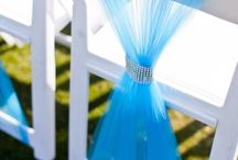 Blue theme / Creat a sea of blue on your wedding day