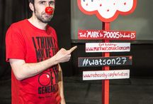 Mark Watson's 27 hour Comedy Marathon
