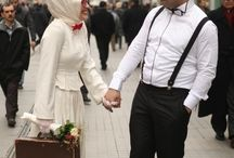 Hijab Prewedding Concept