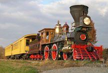 TRAINS , PLAINS & AUTOMOBILES! / by C Moortinez