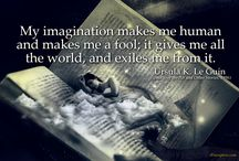 Imagination and Fantasy Quotes