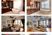 Home Staging/Design - Before & After / Sometimes changes are dramatic, but sometimes its the smallest changes that can make the biggest differences! / by The Staging Professionals