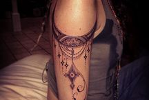 Tattoo and Piercings / by Tj