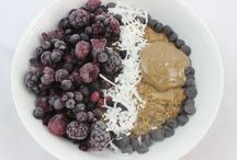 Breakfast / Healthy breakfast recipes from pancakes, smoothies, and french toast. Mostly Gluten Free and Dairy Free