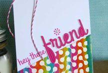 Bonnie Sharp CAS-ual Friday Creations / Casual Friday stamps, stamping, cards, CAS-ual Friday,