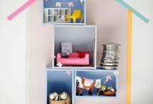 Kids deco / Crafts y kids rooms