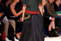 Style - Runway Favorites / Collection of my favorite runway looks, organized by season.  / by Tiffany Style Blog