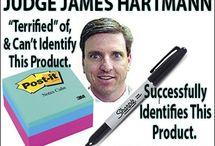 Judge James Hartmann