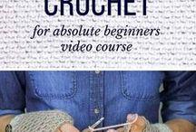 Crochet beginner
