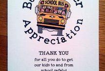 School staff appreciation