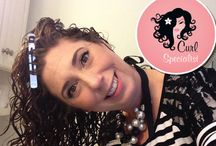 Curl Specialist Blog Articles / Blog's I've written about curly hair