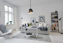 Design / The most beautiful, modern and comfortable interiors. Lovely photos!