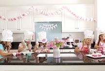 Baking Party Ideas