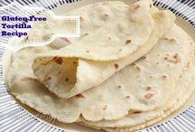 Tortilla S farina mandorle e tapioca