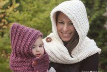 Knitting & croching & sewing