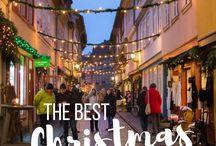 Holiday Season Travel / Christmas travel, Christmas Holidays, Christmas ideas, Christmas gifts, New Year Travel, New Year holiday, Easter travel, Easter holidays