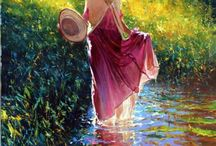 paintings: figurative